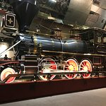 Early Steam Locomotive