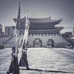 ภาพถ่ายของ ประตูควางฮวามุน