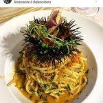 Repost Spaghetti ai Ricci