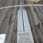 Better view of sundial