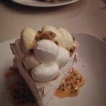 Catherines Passionfruit Pavlova. :)