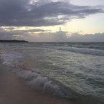Photo de Xpu-ha Beach
