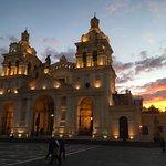 Paseando una tarde por el centro de Córdoba, el lugar y el momento preciso :D