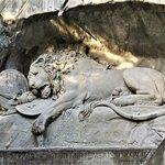 ภาพถ่ายของ อนุสาวรีย์สิงห์โตลูเซิร์น