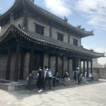 Τείχος της Xi'an (Chengqiang) Φωτογραφία