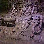 Foto de Tomb of Emperor Jingdi (Hanyangling)