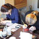 Japanses lacquerware workshop 1