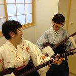 Japanese string instrument workshop 2