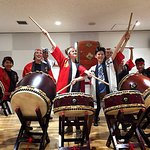 Taiko drum workshop 2