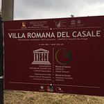 Villa Romana del Casale ภาพถ่าย