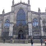 St Giles Front Door