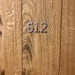 Nice wooden room door