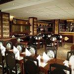 Hyggeligt omgivelser på restaurant king buffet Ansvej