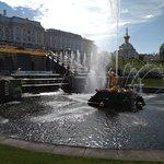 Главный фонтан Петергофа