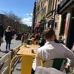 Royal Mile Cafes