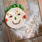 La pizza mette il sorriso