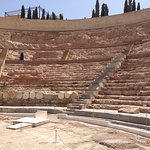 Roman Theatre Seating.
