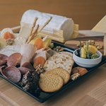 Selection of cheese & Cold Platter