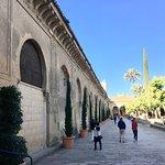صورة فوتوغرافية لـ كاتدرائية وجامع قرطبة (مسجد قرطبة)