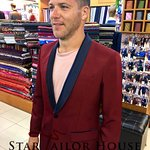 Fitting session! Tailor in Phuket/ Tailor Patong/ Best Tailor Phuket/ Bespoke Tailor Phuket- Sta