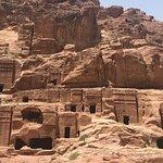Petra - mid walk