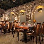 Restauracja Szeroka 12 - sala przy barze