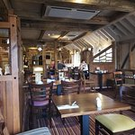 The hoel restaurant and carvery.
