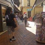 une infime partie de ce vieux Nice si pittoresque