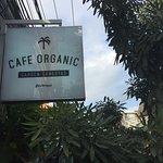 Cafe Organic Bali Φωτογραφία