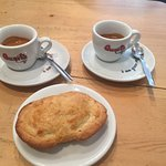 caffe e pasticciotto