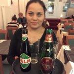 Nepalese beer Gorkha !