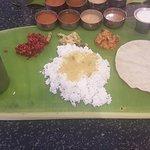 Vegetarian Thali ( Meal )