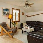 Matterhorn Suite living room