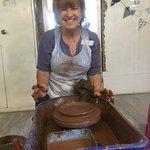 Foto van Eastnor Pottery & The Flying Potter