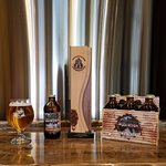A 2017 Canadian Brewing Award for the Kedgwick, a second national award for Petit-Sault's pilsne