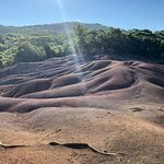 Photo of Seven Colored Earths