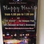Hotel Sandesh The Prince Resmi