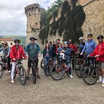 Heading out from san Gimignano