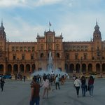 صورة فوتوغرافية لـ ميدان إسبانيا