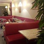Salle du restaurant La Petite Cuillère