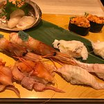 梅丘寿司の美登利 銀座店の写真