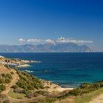 Berg Athos Aussicht