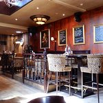 Inside of Cafe de Koperen Vis.