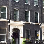 Gower Street - very charming & central to Bloomsbury.