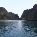 Morning Maya Bay