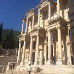 Ruinen von Ephesos Foto