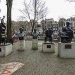 Photo of Johnny Jordaanplein / Beeld Johnny Jordaan