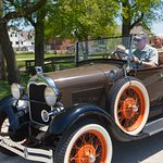 """Come enjoy one of our many yearly """"Speakeasy"""" events - such as """"The Culture of the 1920's Car"""""""