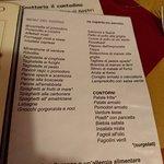 Foto de Trattoria il Contadino
