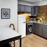 Andaz Deluxe Suite Hosting Kitchen